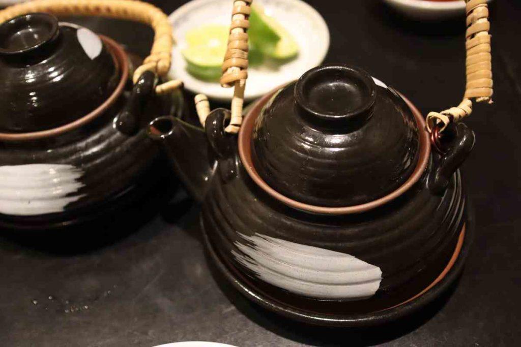 松茸土瓶蒸し 1,300円