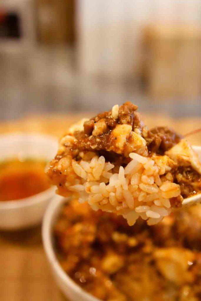 麻婆豆腐リフト