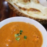 本格インド、ネパール料理ミラン(MILAN)の海老カレー