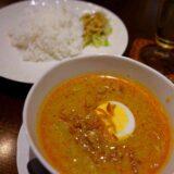 インドネシア料理ブンガブランのマトンカレー「グレ・カンビン」