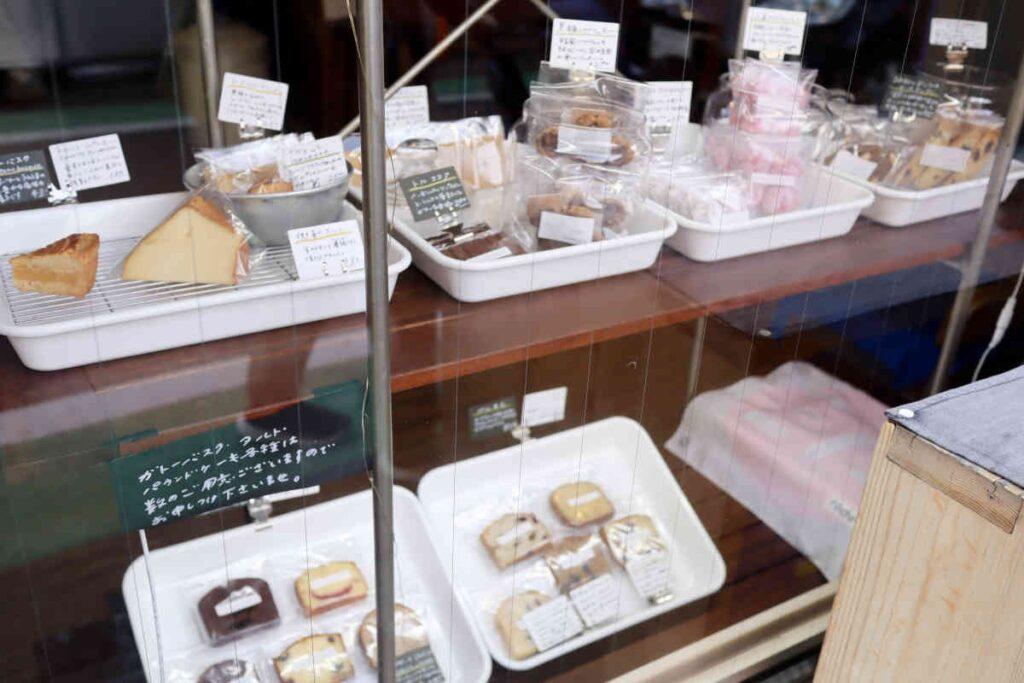 yasukesunfoodの焼き菓子