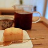 台湾カフェ美麗(MEILI)のパイナップルケーキと台湾コーヒー