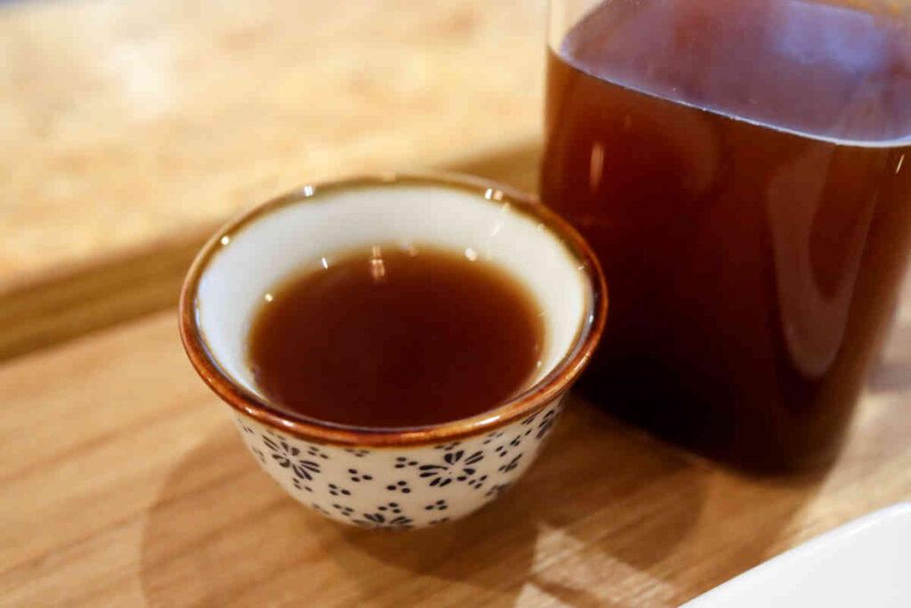 東山産大鋤花間農園のコーヒー(fully washed)