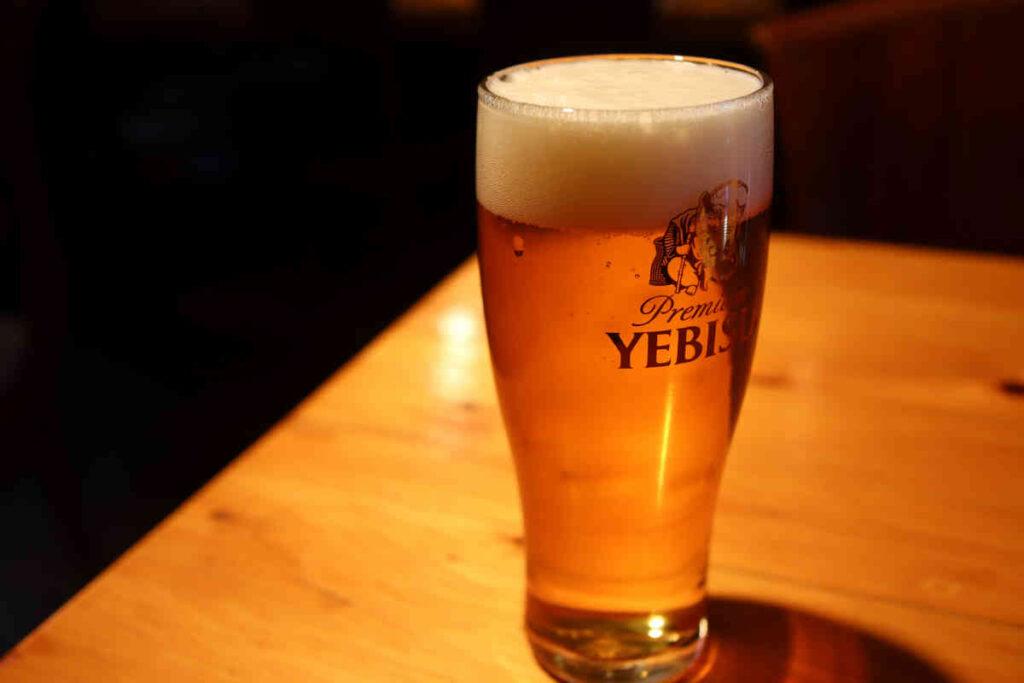 ランチビール レギュラーサイズ 650円(外税6%)