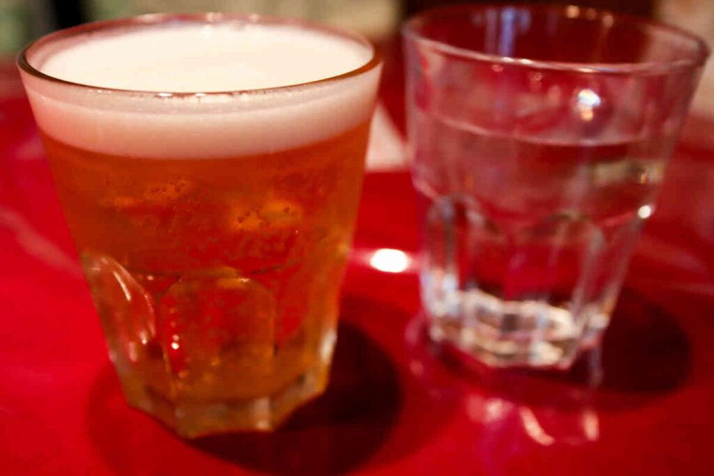 生(小)ビール