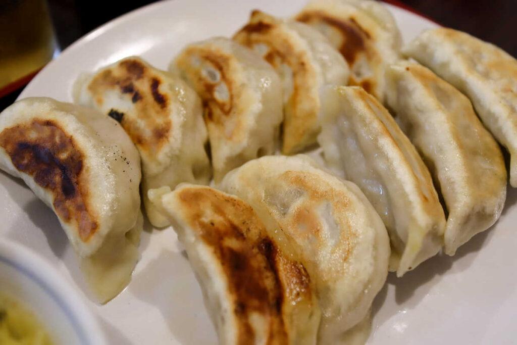 カレー風餃子10個