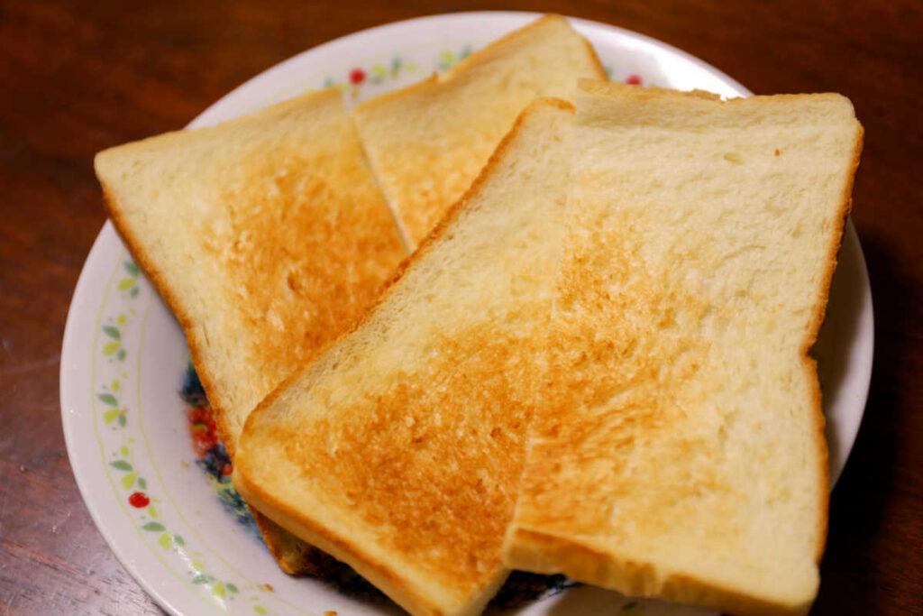 高匠のトースト