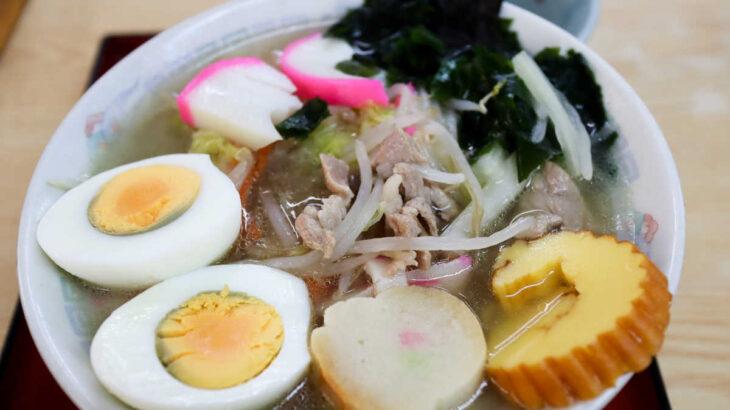 肉野菜炒め on 五目ラーメン