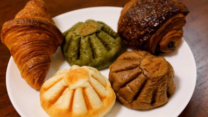 パン屋『ファイブスターズ』の山型モチモチパン『モチやま』が美味しい