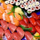 海鮮鉄火丼 三友 蓮の出前(寿司・刺身・焼魚)