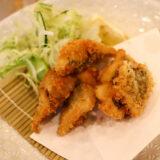 寿司『すしやのまつり』サクサクふわふわアジフライ膳