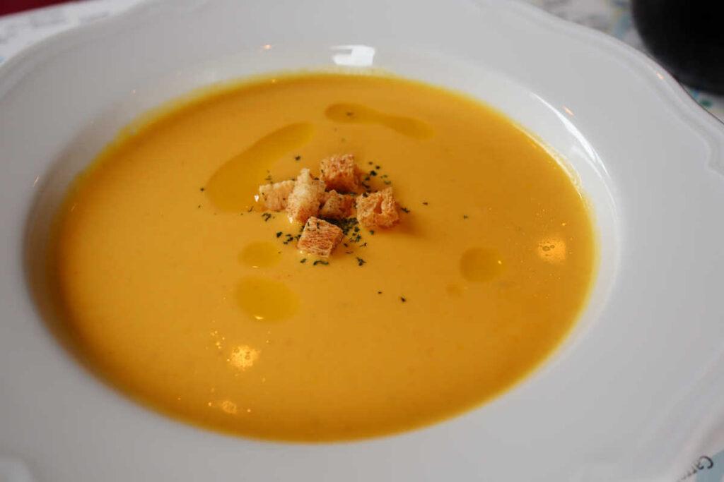 プチリュタンのスープ