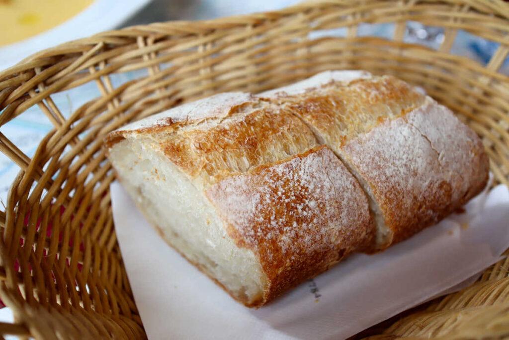 プティ・リュタンのパン