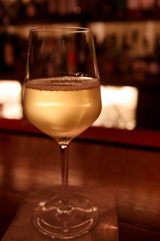 ハリーズの白ワイン