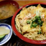天ぷら&蕎麦『昌久』の小海老天玉丼