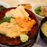寿司『すしやのまつり』限定5食ウニいくら丼